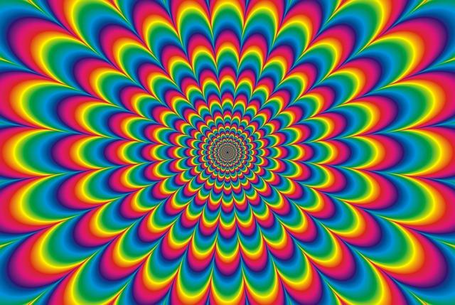 Mickey Spillane auf LSD