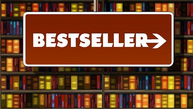 Verlage können Bestseller nicht auf anhieb erkennen.